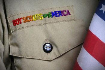Homosexual Boy Scout Leaders