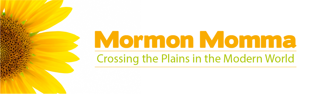 Mormon Momma header i