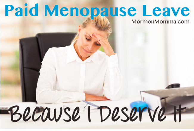 Paid Menopause Leave