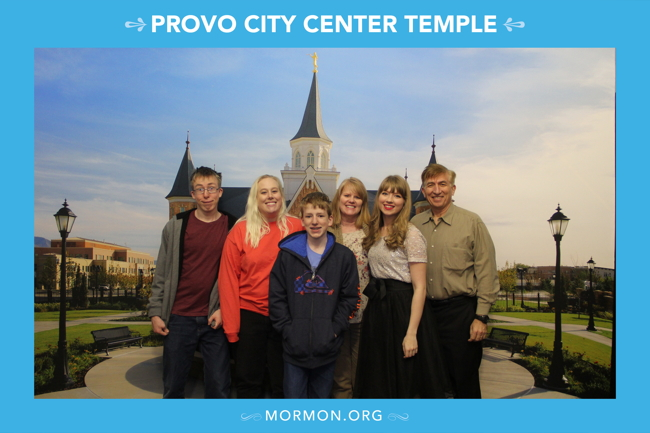 Provo City Center Temple Tour