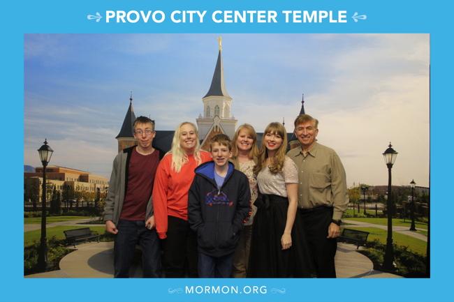 Provo City Center Temple Tour