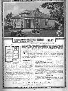 Sears Bungalow