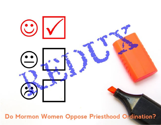Do Women Oppose Priesthood Ordination? Redux