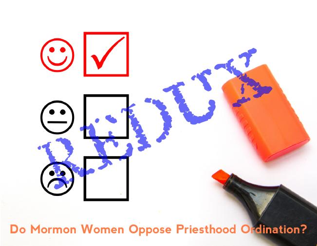 Do Women Oppose Priesthood Ordination? Redux