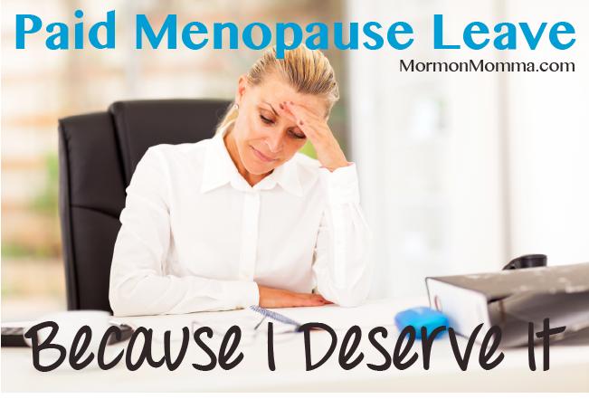 Paid Menopause Leave