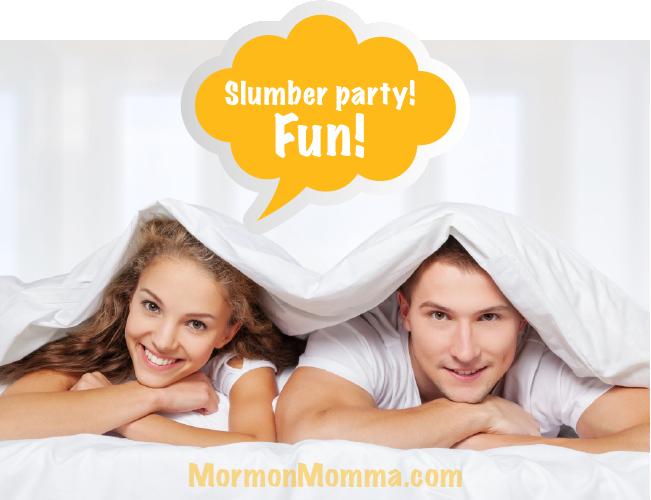 Slumber Party Fun