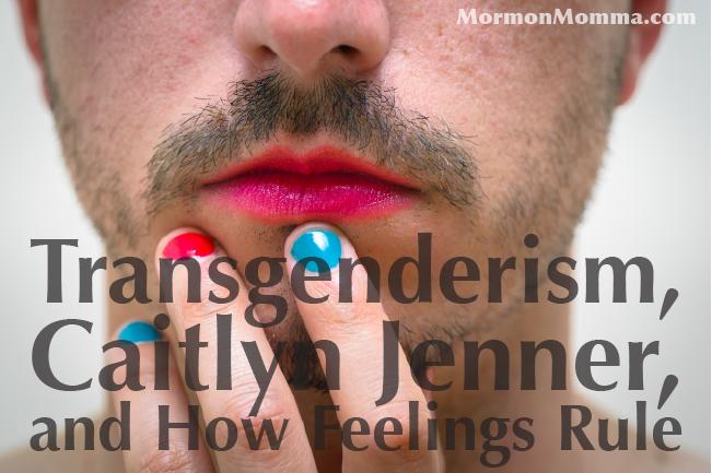 Transgender Jenner Feelings
